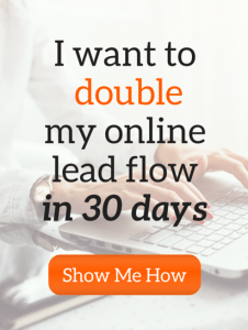 Double Your Lead Flow ebook cover