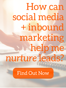 Nurturing Leads with Social Media & Inbound Marketing